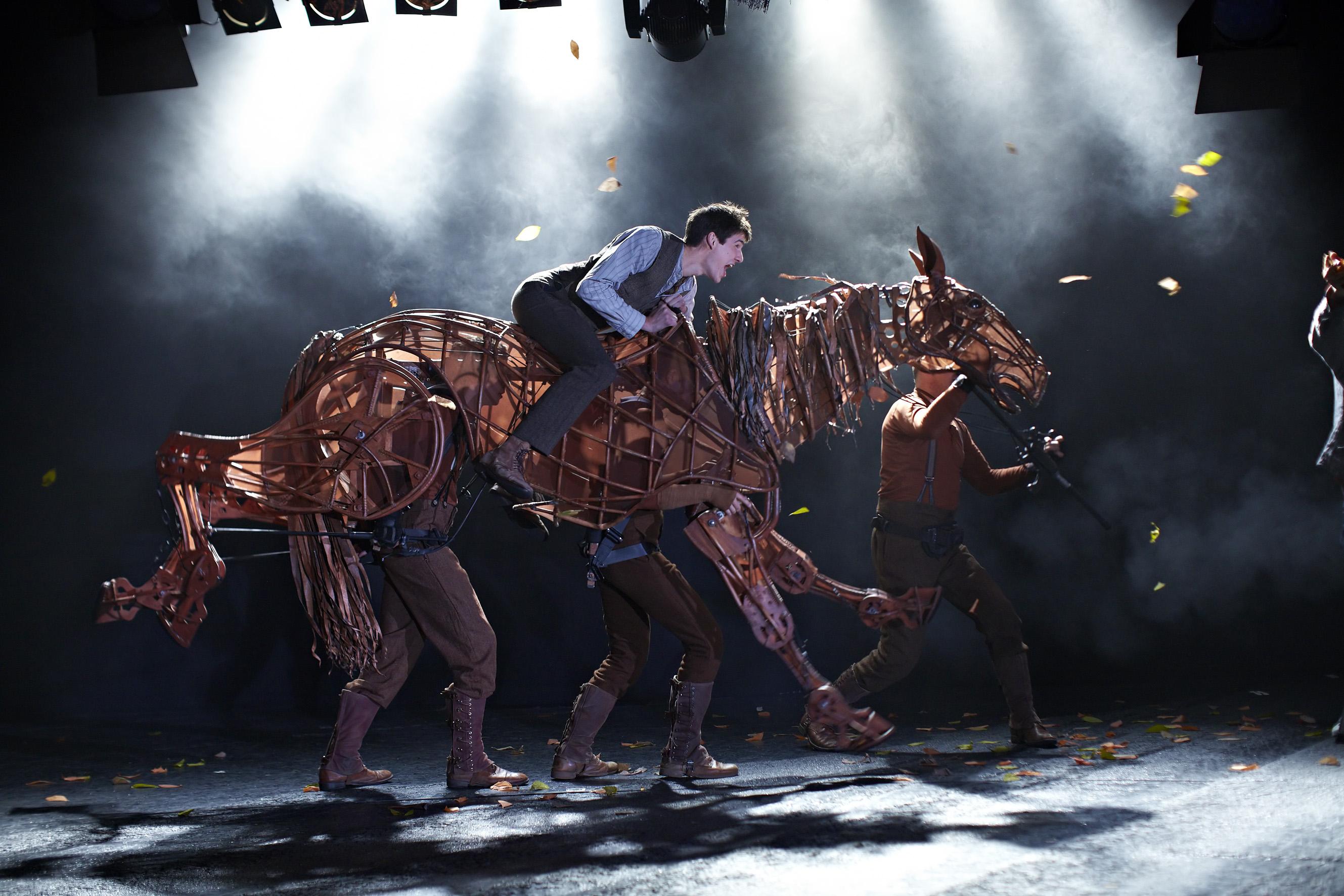 """War Horse"" Previews At Equitana Melbourne!"
