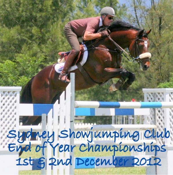 Exciting Jumping At SSJC End Of Year Championships