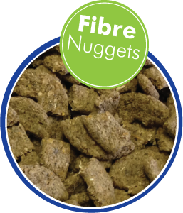 Alternative Roughage Sources: Fibre Nuggets Combining Nutrition And Convenience