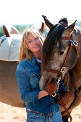 American Actress Bo Derek Supports FEI Awards 2012