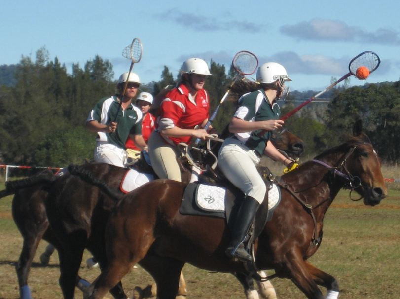 A Fine Time At State Polocrosse