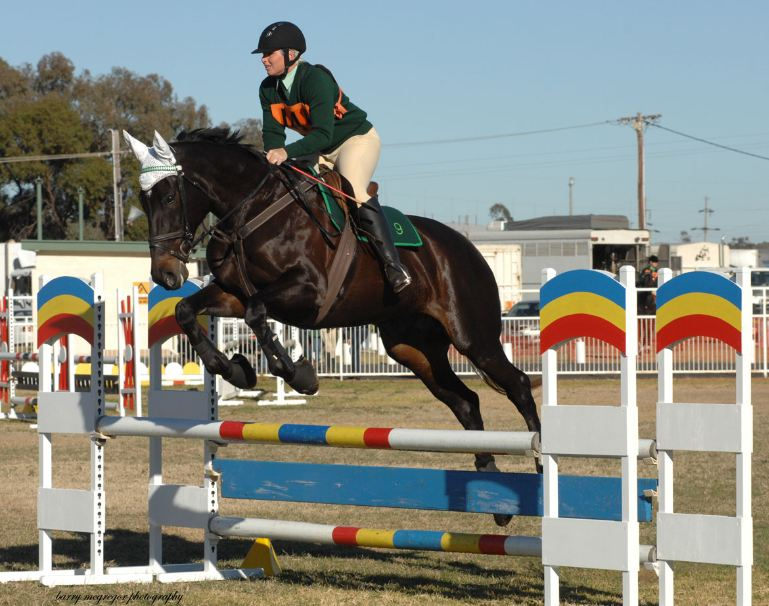 Superb Hospitality At State Showjumping